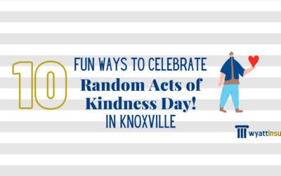 10 Random Acts of Kindness Opportunities in Knoxville