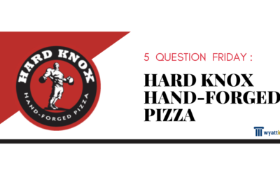 Five Question Friday: Hard Knox Pizzeria