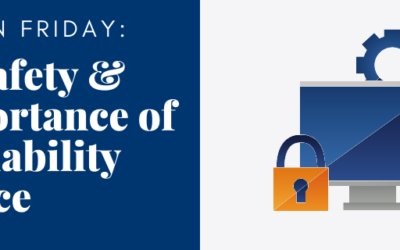 Five Question Friday: Cyber Safety and the Importance of Cyber Liability Insurance